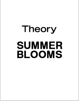 Theory SUMMER BLOOMS