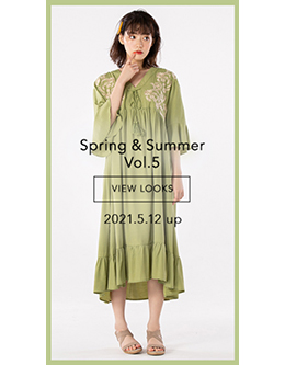 fifth calin Spring&Summer20210512up