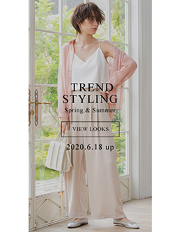 fifth trend styling spring&summer 2020.6.18 up