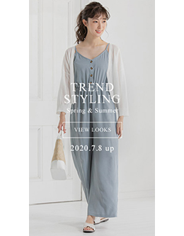 fifth trend styling spring&summer 2020.7.8 up