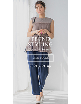 fifth trend styling Spring&Summer20210428up