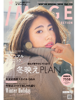 IMAGE COLLECTION 冬号 VOL.113