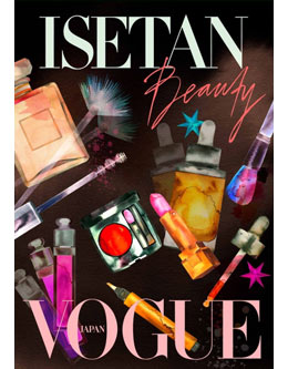 isetan BEAUTY APOTHECARY VOGUE BEAUTY AWARDS
