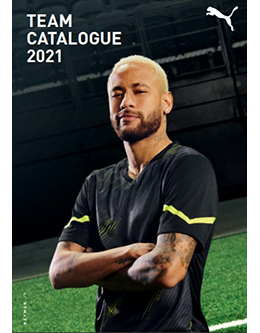 PUMA FOOTBALL TEAM CATALOGUE 2021