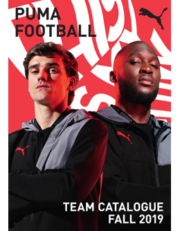 PUMA FOOTBALL TEAM CATALOGUE FALL2019
