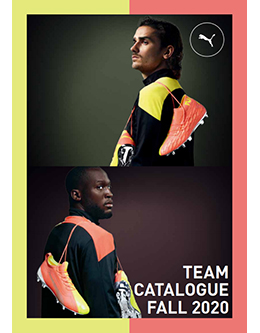 PUMA FOOTBALL TEAM CATALOGUE FALL 2020