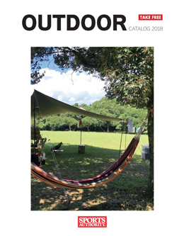 OUTDOOR CATALOG 2018