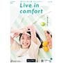 Live in comfort(リブインコンフォート)Summer 2021