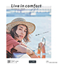 Live in comfort(リブインコンフォート)MIDSUMMER 2021