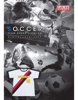 SOCCER TEAM ORDER CATALOG