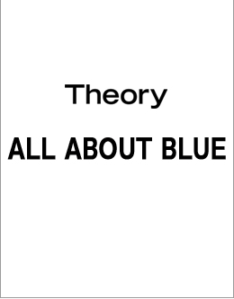 Theory ALL ABOUT BLUE