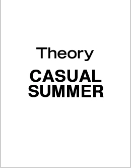 Theory CASUAL SUMMER
