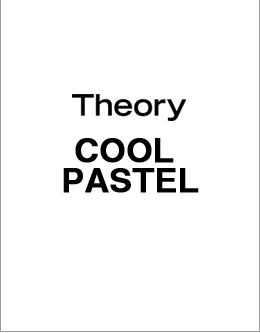 Theory COOL PASTEL
