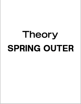 Theory SPRING OUTER