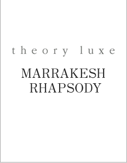 MARRAKESH RHAPSODY