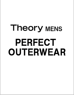 Theory Men's PERFECT OUTERWEAR