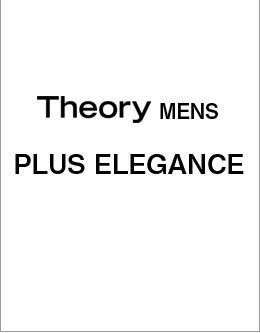 Theory Mens PLUS ELEGANCE