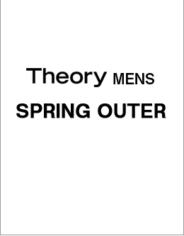 Theory Mens SPRING OUTER