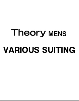 Theory Mens VARIOUS SUITING
