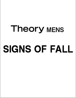Theory Men's SIGNS OF FALL